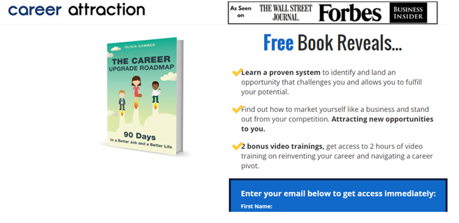 career advice ebook