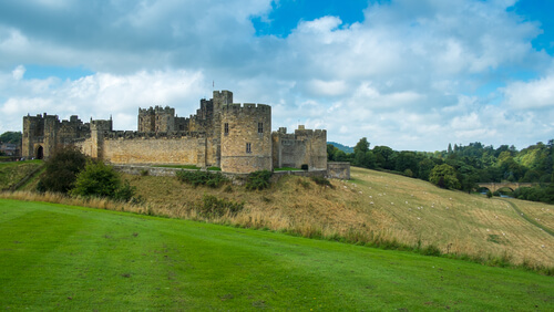 Alnwick Castle, Northumberland Picture