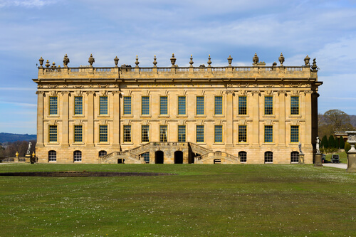 Chatsworth House, Derbyshire Picture