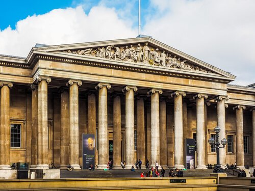 The British Museum, London Picture