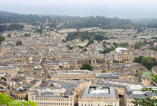 The City of Bath, Somerset Picture