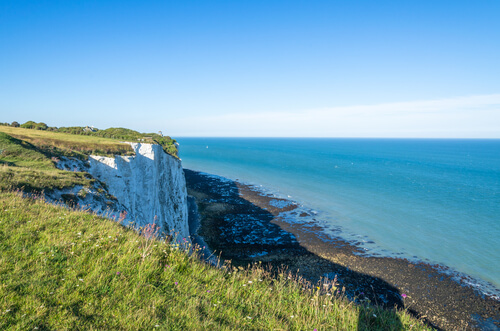 The White Cliffs of Dover, Kent Picture